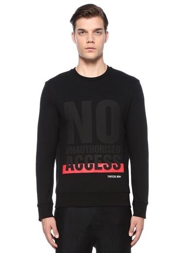 Neil Barrett Sweatshirt Siyah